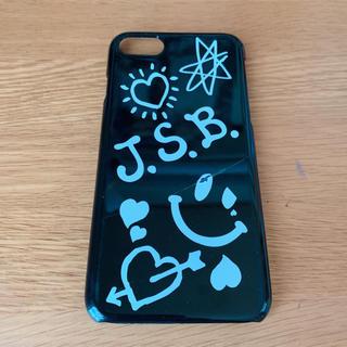 サンダイメジェイソウルブラザーズ(三代目 J Soul Brothers)のJ.S.B iPhoneケース(iPhoneケース)