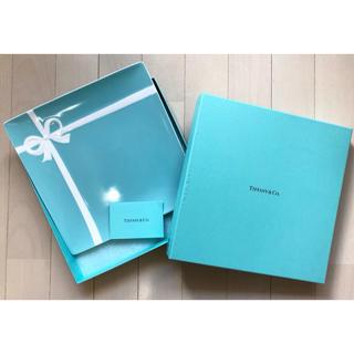 ティファニー(Tiffany & Co.)の【新品:未使用】TIFFANY ティファニー 食器 お皿 リボン付き(食器)