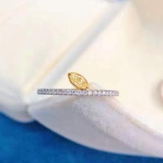 ♡F.L.Yellowダイヤモンドリング(リング(指輪))