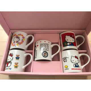 ハローキティ - ハローキティ♡25周年♡マグカップセット