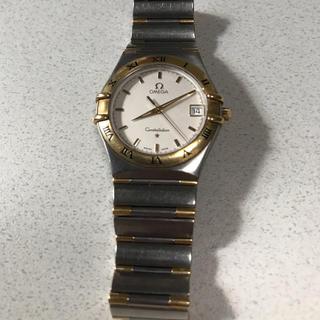 オメガ(OMEGA)のオメガ コンステレーション メンズ【K18YG×SSコンビ】(腕時計(アナログ))