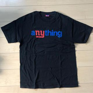 エニシング(aNYthing)のanything Tシャツ(Tシャツ/カットソー(半袖/袖なし))