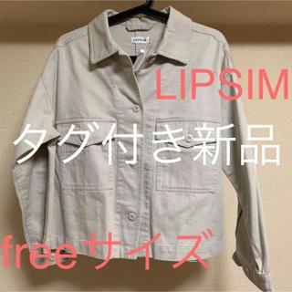 レプシィム(LEPSIM)のLIPSIM ジャケット(ミリタリージャケット)