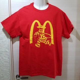 ミルクボーイ(MILKBOY)の⭐最終出品⭐MILKBOY 「I'm Smugglin' it」 RED L (Tシャツ/カットソー(半袖/袖なし))