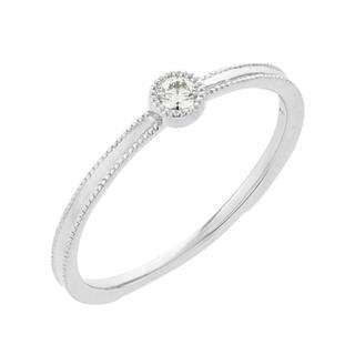 ダイヤモンドリング 0.6ct プラチナ(リング(指輪))