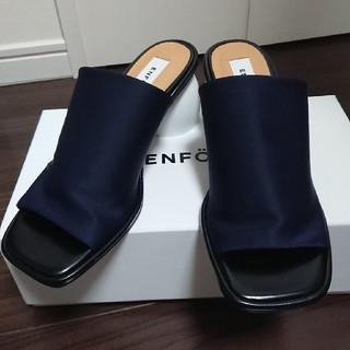 ENFOLD - very掲載 タキマキ着用♡エンフォルド サンダル 37