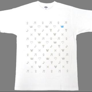 スクウェアエニックス(SQUARE ENIX)の【限定商品】キングダムハーツコンサートTシャツ レディースS(Tシャツ(半袖/袖なし))