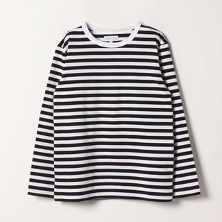 アニエスベー(agnes b.)のアニエス・ベー ボーダーTシャツ(Tシャツ(長袖/七分))