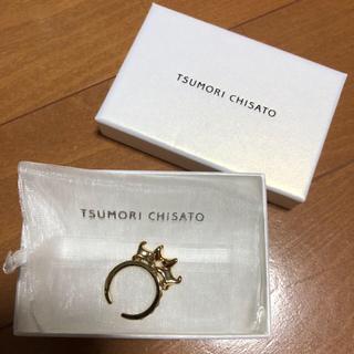 ツモリチサト  リング 指輪 日本製