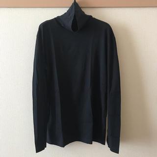 サンスペル(SUNSPEL)のSUNSPEL Turtle Neck #Black(Tシャツ/カットソー(七分/長袖))