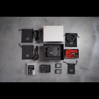 ライカ(LEICA)の最終値下げ!超美品 Leica ライカ M10-P ブラッククローム(デジタル一眼)