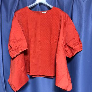 スタディオクリップ(STUDIO CLIP)のスタジオクリップ 半袖ブラウス チュニック(シャツ/ブラウス(半袖/袖なし))