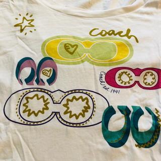 コーチ(COACH)のコーチ✨Tシャツ(Tシャツ(半袖/袖なし))