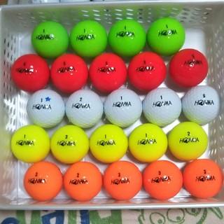 ホンマゴルフ(本間ゴルフ)のゴルフボール  HONMA(その他)