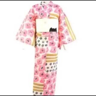 ツモリチサト(TSUMORI CHISATO)の美品!  ツモリチサト 浴衣(浴衣)