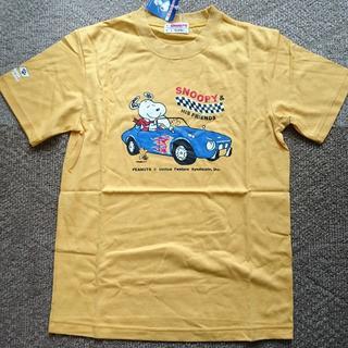 ファミリア(familiar)の新品スヌーピーTシャツ(Tシャツ(半袖/袖なし))