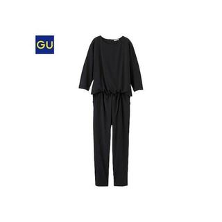 GU - (GU)テーパードコンビネゾン(7分袖)
