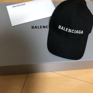 バレンシアガ(Balenciaga)のバレンシアガ  キャップ 確実正規品 美品(その他)