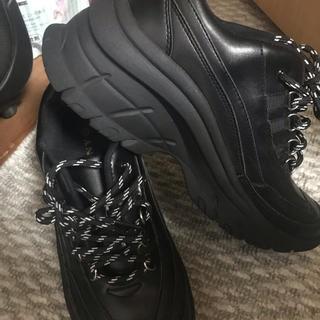 ウィゴー(WEGO)の厚底靴(スニーカー)