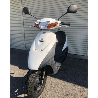 スズキ - ⭐︎原付き バイク スズキ 50cc レッツ2 2st 現状車 エンジン実働