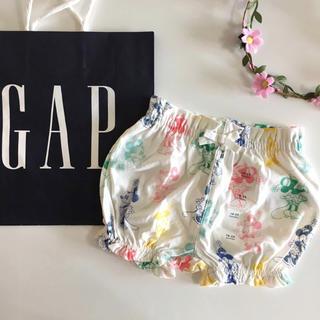 babyGAP - 新品♡新作♡baby gap♡ショートパンツ ミニー/ユニクロ  h&m 他