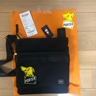 ポーター(PORTER)のPORTER / Pokémon & PORTER SHOULDER BAG(ショルダーバッグ)