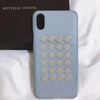 newest 6bbf4 e10f3 BOTTEGA VENETA iPhone X XS ケース