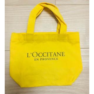 ロクシタン(L'OCCITANE)のL'OCCITANE ミニバック✳︎新品未使用✳︎(ハンドバッグ)