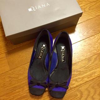 ダイアナ(DIANA)のDIANAダイアナパンプス21.5美品(ハイヒール/パンプス)