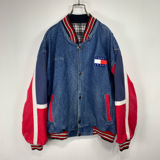 TOMMY HILFIGER - TOMY JEANS デニム スタジャン