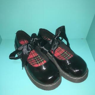 メリージェニー(merry jenny)のリボンローファー(ローファー/革靴)