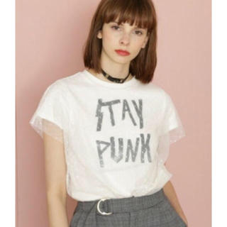 ファーファー(fur fur)のfur fur パンク Tシャツ (Tシャツ(半袖/袖なし))