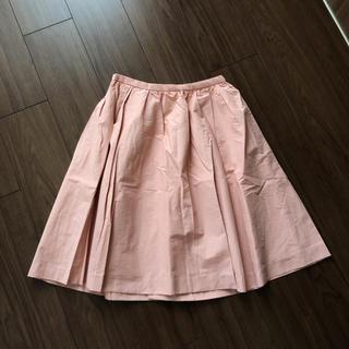 チェスティ(Chesty)のチェスティ chesty ◆一度着美品◆ フレアスカート (ピンク)♪(ひざ丈スカート)