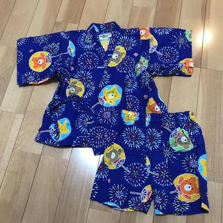 ミキハウス(mikihouse)のミキハウス 甚平 90(甚平/浴衣)