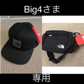 ザノースフェイス(THE NORTH FACE)の【新品】ノースフェイス cap and bag 2点(その他)