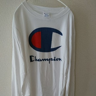 Champion - champion チャンピオン ロングTシャツ
