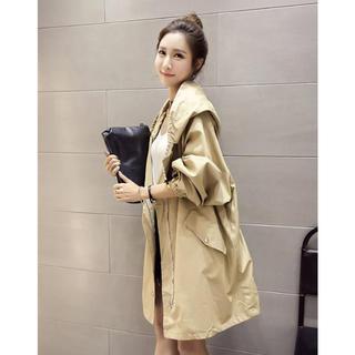 スプリングコート 韓国ファッション(スプリングコート)