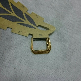 ラドー(RADO)のラドー 美錠 16㎜ バンド取付け部のパーツ付き (その他)