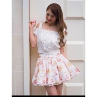 LIZ LISA - リズリサ ひまわりパフェ スカート
