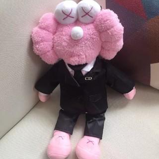 ディオール(Dior)のkaws bff limited plush pink ピンク(ぬいぐるみ)