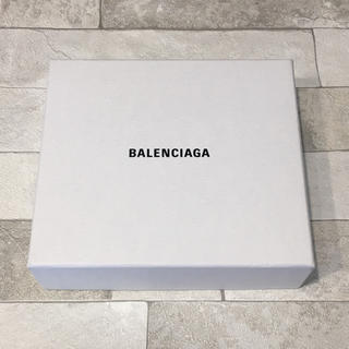 バレンシアガ(Balenciaga)のBALENCIAGA キーケース 空箱(ショップ袋)