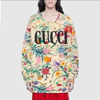 グッチ(Gucci)のオーバーサイズ スウェット(トレーナー/スウェット)