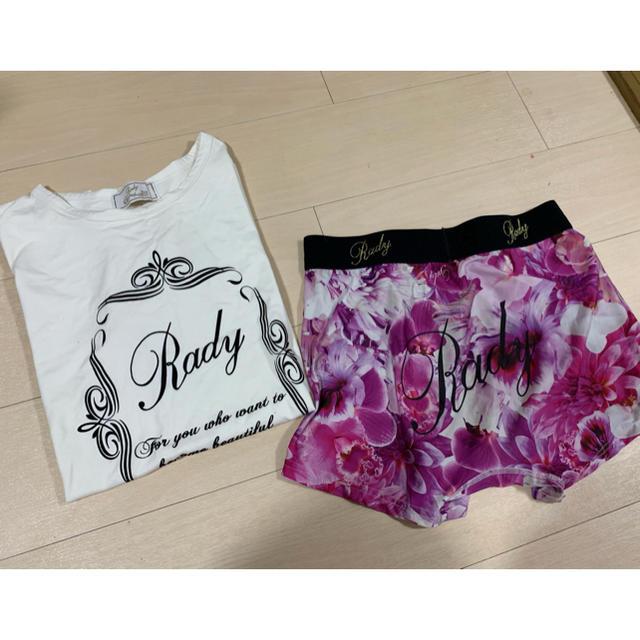 Rady(レディー)のRady メンズ服 メンズのトップス(Tシャツ/カットソー(半袖/袖なし))の商品写真