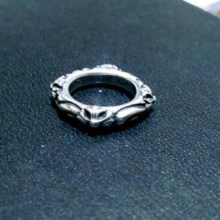 クロムハーツ(Chrome Hearts)のCHROME HEARTS  SBTリング  指輪(リング(指輪))