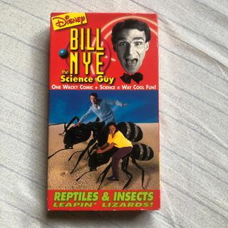 ディズニー(Disney)のDisney BILL NYE  VHS (その他)