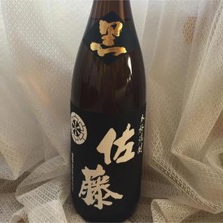 芋焼酎 佐藤 黒1.8L(焼酎)