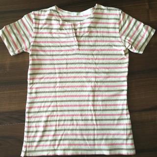 ベルメゾン(ベルメゾン)のベルメゾンレディースTシャツ(Tシャツ(半袖/袖なし))