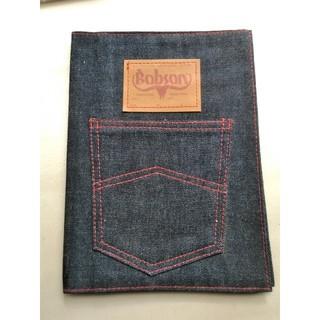 ボブソン(BOBSON)の【新品】BOBSONブックカバー(ブックカバー)