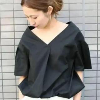 エンフォルド(ENFOLD)の❤️美品❤️フレームワーク  ブラウス(シャツ/ブラウス(半袖/袖なし))