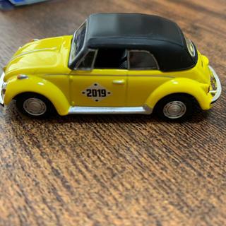 フォルクスワーゲン(Volkswagen)のビートル(ミニカー)